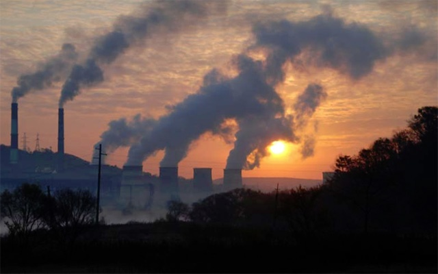 Greenhouse gases soar as window closes