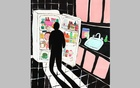 Binge eating is the most common eating disorder, yet it's rarely discussed in a doctor's office, let alone publicly. (Claire Milbrath/The New York Times)