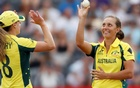 Australia ease past England to claim women's T20 crown