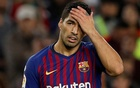 Barca striker Suarez faces knee surgery