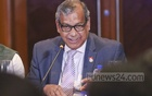 File Photo: Dhaka WASA Managing Director Taqsem A Khan, Photo: Abdullah Al Momin