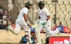 Bangladesh ahead despite late Mominul wicket