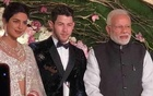 Priyanka Chopra, Nick Jonas hosted the reception at Hotel Taj Palace in Delhi.