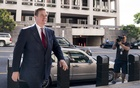 Paul Manafort, President Donald Trump's former campaign chairman, arrives at federal court in Washington, June 15, 2018. The New York Times