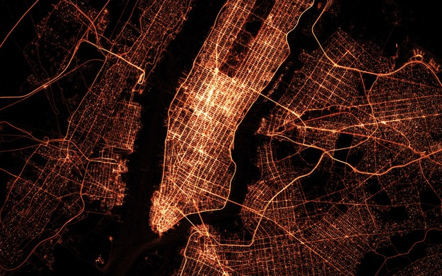 At least 75 companies receive anonymous, precise location data from apps whose users enable location services to get local news and weather or other information, The New York Times found. (The New York Times)