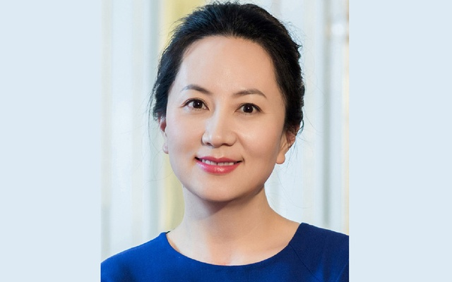 Meng Wanzhou, Huawei Technologies Co Ltd's chief financial officer (CFO), is seen in this undated handout photo obtained by Reuters Dec 6, 2018. REUTERS