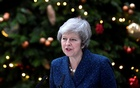 UK lawmakers trigger confidence vote in Prime Minister May's leadership