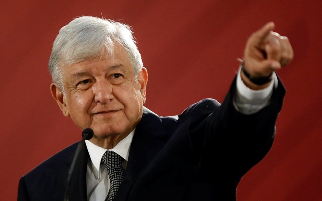 Mexican president says he and Trump discussed joint programme on migration