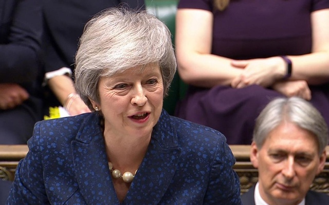 UK's May faces party confidence vote, says she will resign before next election