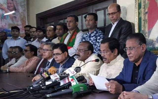 Awami League says it will soon take 'harsh' action against rebel candidates