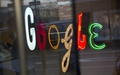 FILE PHOTO: The Google signage is seen at the company's offices in New York January 8, 2013. REUTERS/Andrew Kelly