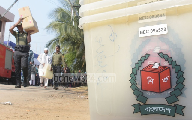 Phase-3 elections to 127 Upazilas on Mar 24 - bdnews24 com