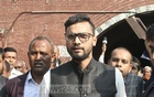 Cricketer Mashrafe Bin Mortaza has been the biggest sensation in the elections. The Awami League MP from Narail-2 seat wore a Mujib Coat when he came to parliament to be sworn in on Thursday. Photo: Asif Mahmud Ove