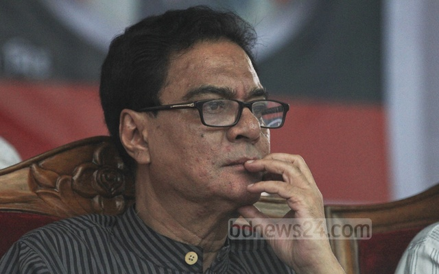 Syed Ashraful Islam died on Thursday after a long battle with cancer.
