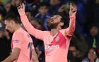Messi on target again as Barca stretch La Liga lead