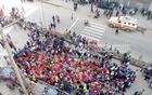 Garment workers continue protests for third day in Dhaka