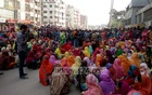 Garment workers protest on fourth day, despite assurance of wage review