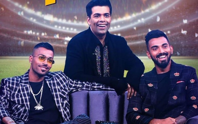 India suspend KL Rahul and Hardik Pandya for sexist remarks on TV