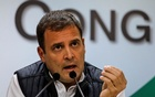 Rahul Gandhi, President of India's main opposition Congress party, speaks during a news conference at his party's headquarters in New Delhi, India, Dec 11, 2018. REUTERS