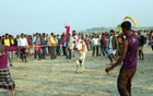 Traditional cattle festival in Faridpur shoal marks the end of Poush