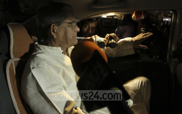 BNP Secretary General Mirza Fakhrul Islam Alamgir has been elected MP from Bogura-6 constituency. File Photo