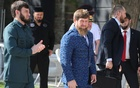 Ramzan A Kadyrov, centre, the leader of Russia's Chechnya region, at celebrations in the capital, Grozny, last year. Amid accusations of an anti-gay pogrom in 2017, Kadyrov said Chechnya had no gay people. The New York Times