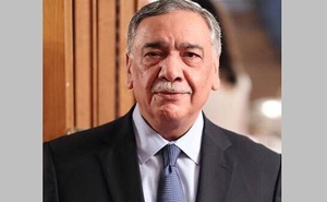 Justice Asif Saeed Khan Khosa. Photo: Supreme Court of Pakistan website