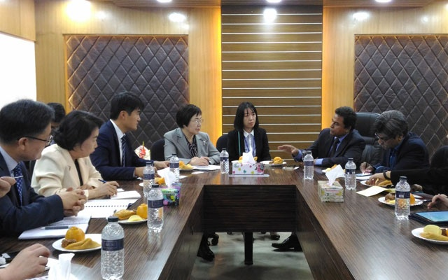 KOICA President Lee pledges to continue cooperation with Bangladesh
