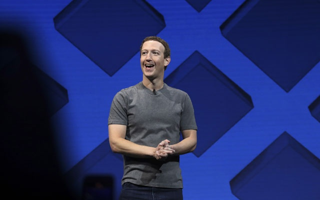 FILE -- Mark Zuckerberg, chief executive of Facebook, speaks at a conference in San Jose, Calif. on April 18, 2017. Facebook plans to integrate the technical infrastructure for WhatsApp, Instagram and Facebook Messenger as Zuckerberg asserts control over all of the apps. (Jim Wilson/The New York Times)