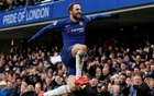 Higuain scores first Chelsea goals, Spurs go second