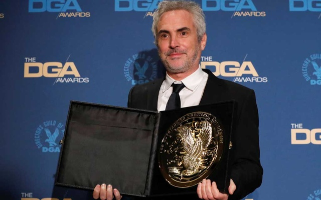 Alfonso Cuaron, director of