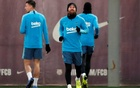 Messi named in Barca squad for 'Clasico' but Valverde warns against taking risks