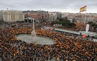 Right-wing opposition calls protest against PM Sanchez over Catalonia policy. Reuters.