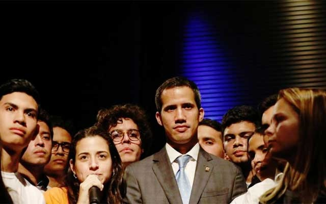 Venezuela opposition rallies to tell Maduro: Let aid in