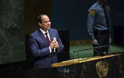 President Abdel Fattah el-Sisi of Egypt speaks during the General Assembly at the United Nations' headquarters in New York, Sept 24, 2014. The Egyptian Parliament has approved sweeping measures that would allow President Abdel Fattah el-Sisi to extend his rule until 2034, further entrenching his authoritarian rule. The New York Times