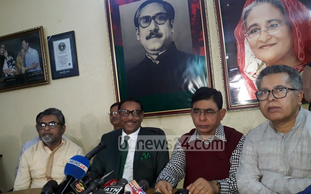 Will wait and see if this is part of Jamaat strategy, says AL's Quader