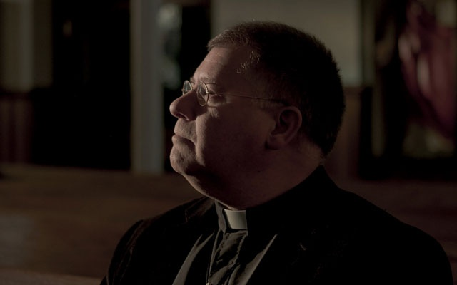 The Rev Steve Wolf, one of the two dozen gay Roman Catholic priests and seminarians who spoke with The New York Times, Feb 3, 2019. The New York Times