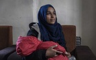 Hoda Muthana, who left Alabama for the Islamic State group's self-declared caliphate four years ago, at the Al-Hawl refugee camp in Syria, Feb. 17, 2019. After enduring three marriages to Islamic State fighters and witnessing executions like those she had once cheered on social media, Muthana says she is deeply sorry and wants to return home. (Ivor Prickett/The New York Times)