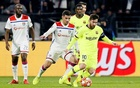 Toothless Barca held to goalless draw at defiant Lyon