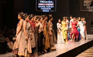 Tresemme Launches Bangladesh Fashion Week 2019