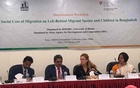 Shahriar assures Bangladesh migrant workers of support for their families