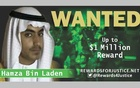A photograph circulated by the US State Department's Twitter account to announce a $1 million USD reward for al Qaeda key leader Hamza bin Laden, son of Osama bin Laden, is seen Mar 1, 2019. State Department/Handout via REUTERS