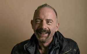 """Timothy Ray Brown, the first person to be cured of HIV, at the Seattle Public Library, Mar 3, 2019. """"If something has happened once in medical science, it can happen again,"""" Brown said. """"I've been waiting for company for a long time."""" The New York Times"""