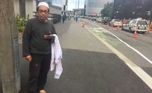 'This is a disaster for New Zealand. A black day,' says survivor Noor Hamzah. The New Zealand Herald