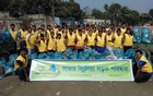 Cleanup campaign in Savar