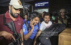 The Bangladesh cricket team arrived at the Hazrat Shahjalal International Airport in Dhaka on Saturday night after narrowly avoiding the New Zealand mosque shootings.