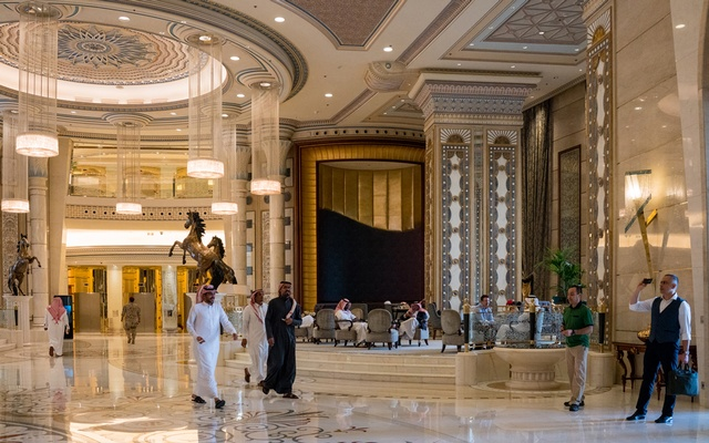 FILE -- The Ritz-Carlton in Riyadh, Saudi Arabia, Feb. 25, 2018. Crown Prince Mohammed bin Salman created a secret team that spied on, kidnapped and tortured Saudi citizens a year before the journalist Jamal Khashoggi was killed, according to American officials who have read classified intelligence reports about the campaign. (Tasneem Alsultan/The New York Times)
