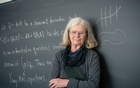 In a photo from the Institute for Advanced Study, Karen Uhlenbeck. The New York Times