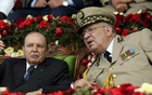 File Photo: Algeria's President Abdelaziz Bouteflika and army chief Ahmed Gaed Salah. Reuters