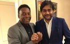 Pelé seeks Hasina help to launch Earth Cup as game-changer in climate campaign
